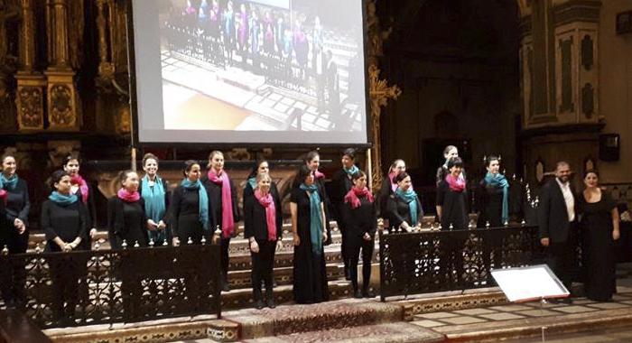 XI Setmana Internacional d'Orgue. Cor de Dones de la UIB
