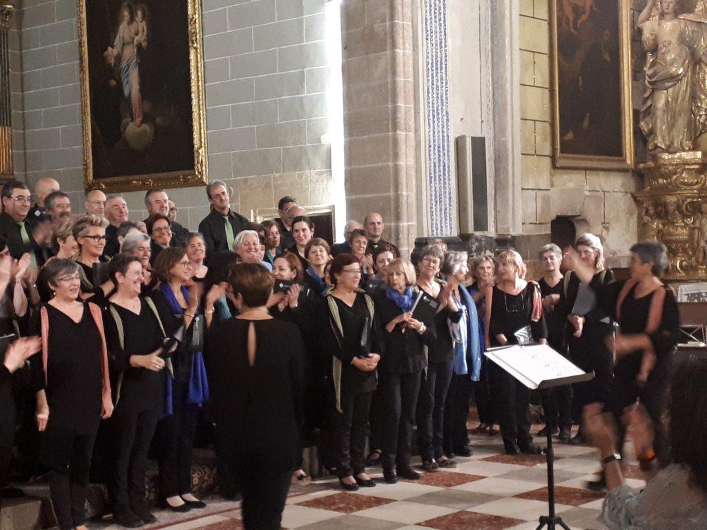 """Cloenda del cicle de conferències """"Vint segles de música a Manacor"""", en homenatge a n'Aina M. Sansó."""