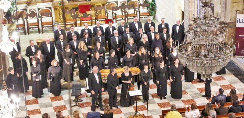 Concert Coral Universitat de les Illes Balears a Palma