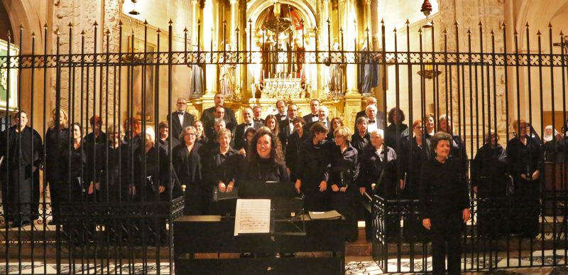Orfeó UIB. Concert de Nadal a Santa Clara