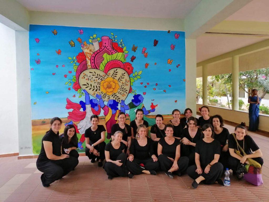Cor de Dones de la UIB: vivències d'un viatge a l'Índia «Diferències que uneixen»