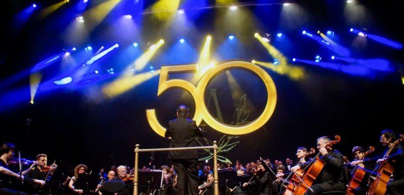 Gala 50è aniversari Auditòrium