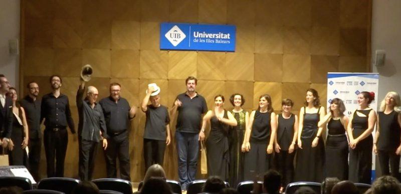Concert alumnes de cant de la Coral UIB