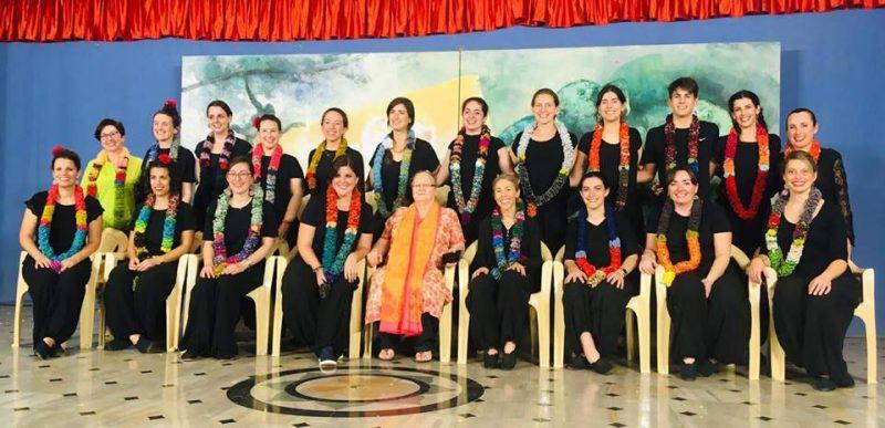 Cor de Dones de la UIB: vivències d'un viatge a l'Índia