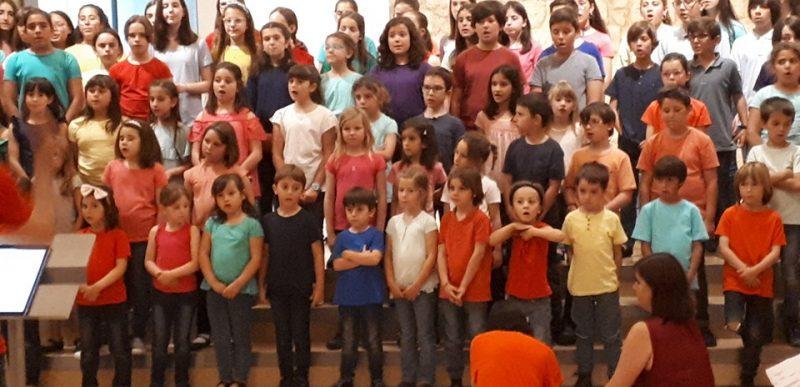 Concert final de curs Corals Infantils de JJMM de Palma