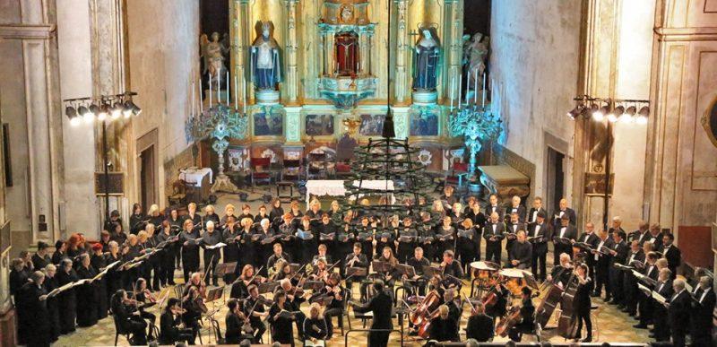 """Concert """"Missa de la Coronació"""" de Mozart a Felanitx"""