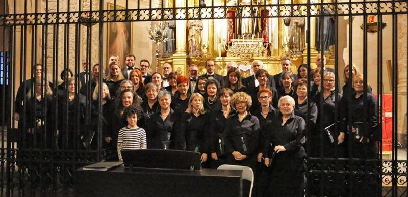 Celebració de la Missa de la Mare de Déu de la Salut