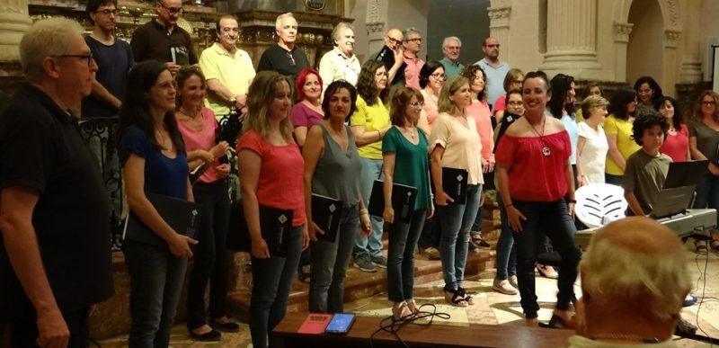 Concert Cor de Pares i Mares de la UIB a l'Ermita de Bonany