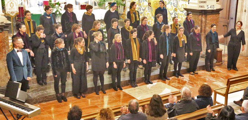 Cor de Dones de la UIB. Festival de Música de Bunyola