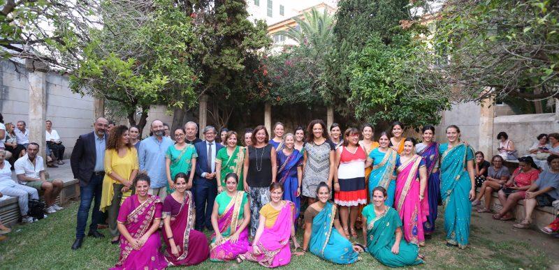 Concert Cor de Dones al Centre de Cultura Sa Nostra