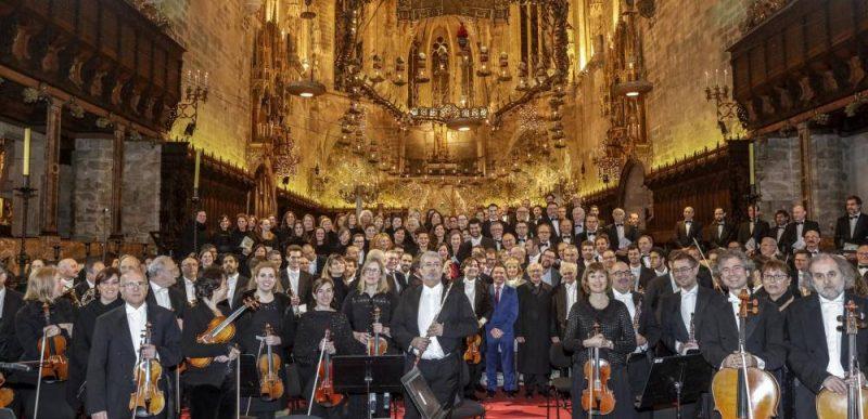 Rèquiem alemany de Brahms. Concert a benefici de Projecte Home Balears.