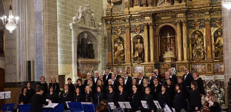 Concert de Nadal Cor de Mestres Cantaires i Orquestra de la UIB
