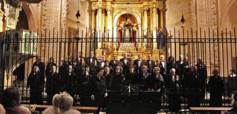 Concert de Nadal Orfeó UIB a Santa Clara
