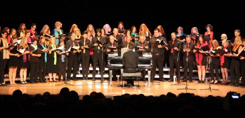 Concert del Cor de la Universitat d'Alacant